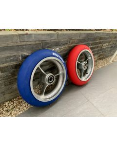 Wheel Mini STANDARD - 3 Strokes Rim - Flashy Color
