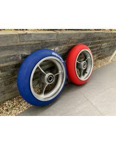 Wheel Mini STANDARD - 3 Spokes Rim - Flashy Color