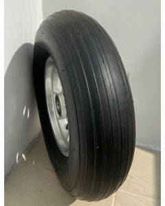 "Wheel Gravity Zero Tire, 2.5"" Rim, 8 strokes"