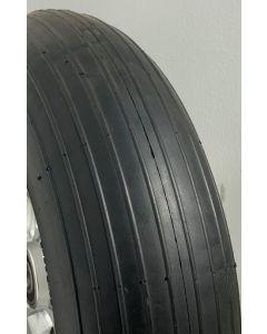 "Wheel GRAVITY ZERO Tire, 2.5"" Rim, 3 strokes"