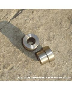 Adapter Stainless steel (2pcs)