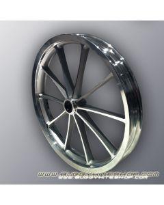 """Rim 1.85""""x17"""" Aluminum"""