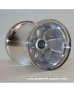 """Rim 8""""x8"""" Aluminum"""
