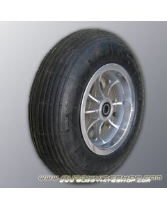 Wheel STANDARD 4.80/4.00-8, 4'' Rim, 8 Strokes