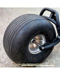 "Wheel  BIGFOOT XL 21x12-8, 8"" Rim, Duro Slick Tire"