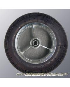 Wheel STANDARD 4.80/4.00-8, 2.5'' Rim, 3 Strokes