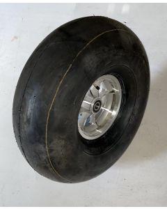 "Wheel BIGFOOT 21x12-8, 4"" Rim, Duro Slick Tire"