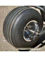 "Wheel MIDI XXL 18x8.5-8, 8"" Rim"