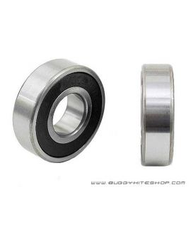 Ball Bearing 37-12-12 S6301 2RS StainlessSteel