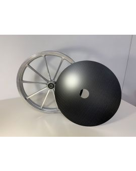 "Carbon disc for 17"" Rim"