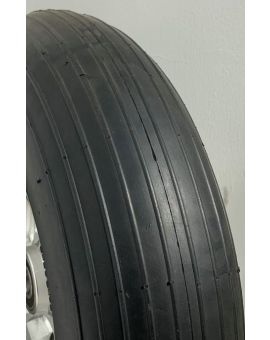 "Wheel GRAVITY ZERO Tire, 2.5"" Rim, 3 strokes"
