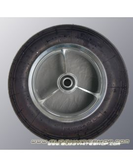 Wheel STANDARD 4.80/4.00-8, 2.5'' Rim, 3 Spokes